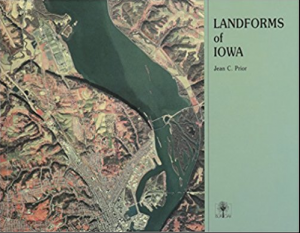 Cover of the book Landforms of Iowa